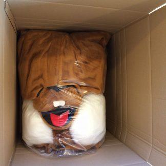 Versand-Kostüm-Maskottchen-74p