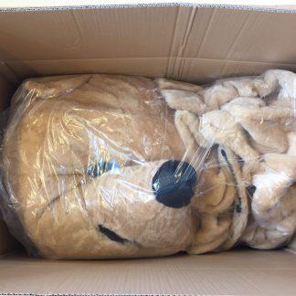 3p-Kostueme-Baer-Maskottchen
