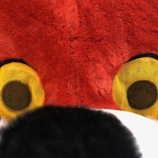 79p-Fuchs-Maskottchen-Kostuem
