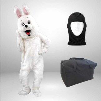 Hase-Lauffiguren-Kostuem-Maskottchen-weiss