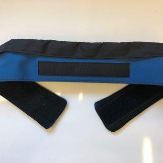 Kostuem-Kuehl-halsband-Lauffiigur