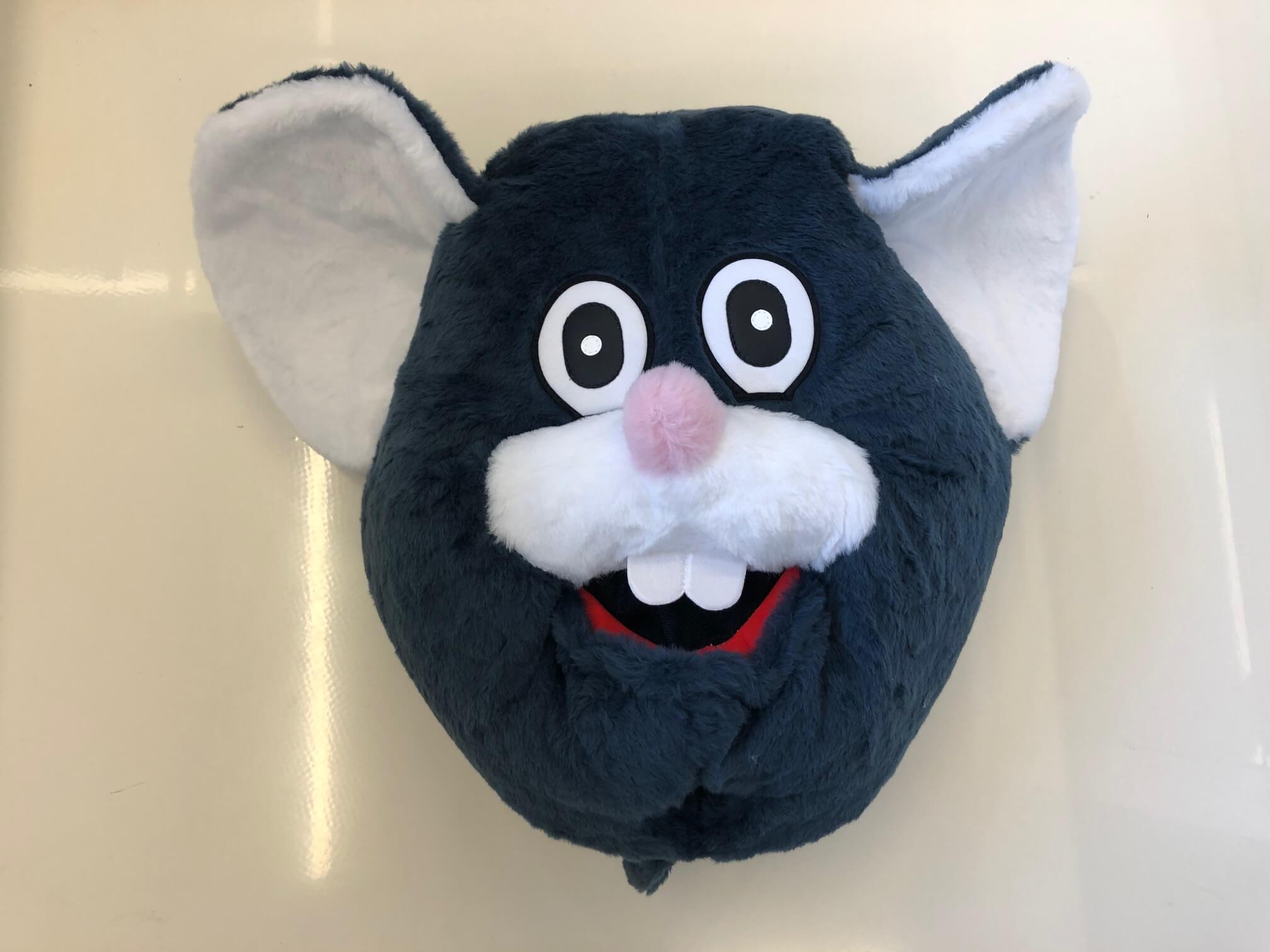 Maus-1p-Kostum-Lauffigur
